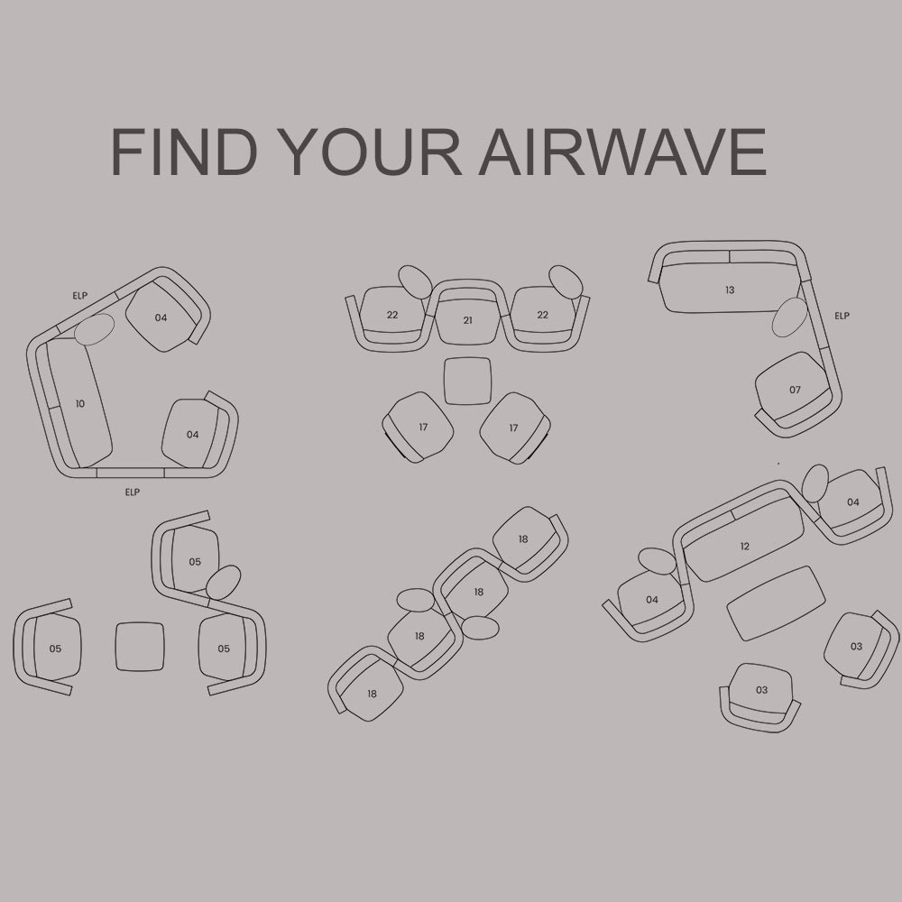 Airwave Layout